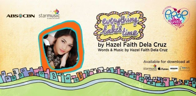 Hazel Faith Dela Cruz Everything Takes Time