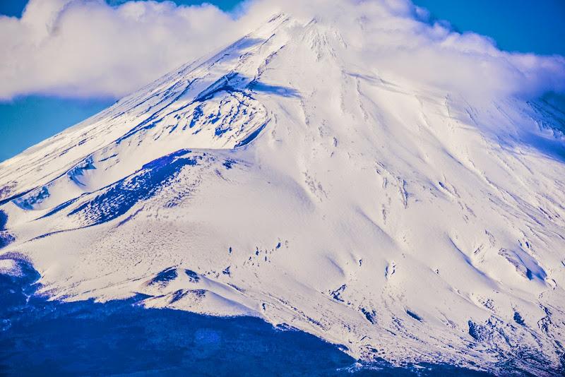 駒ヶ岳山頂 富士山 写真2