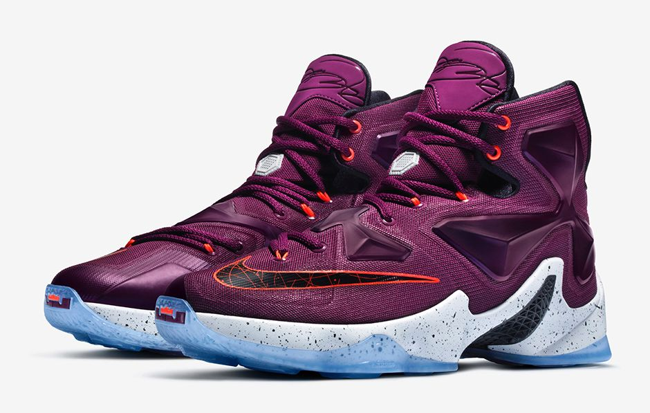 f76422a0122 ... Nike LeBron 13 Written in the Stars is Priced at 225 ...