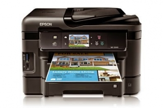 Download Drivers Epson WorkForce WF-M1560 printer for Windows