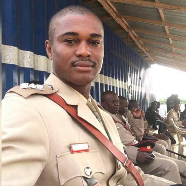 Ghanaian Soldier, Maxwell Mahama, Lynched & Burnt To Death (Photos)