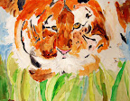 Tiger by Martina
