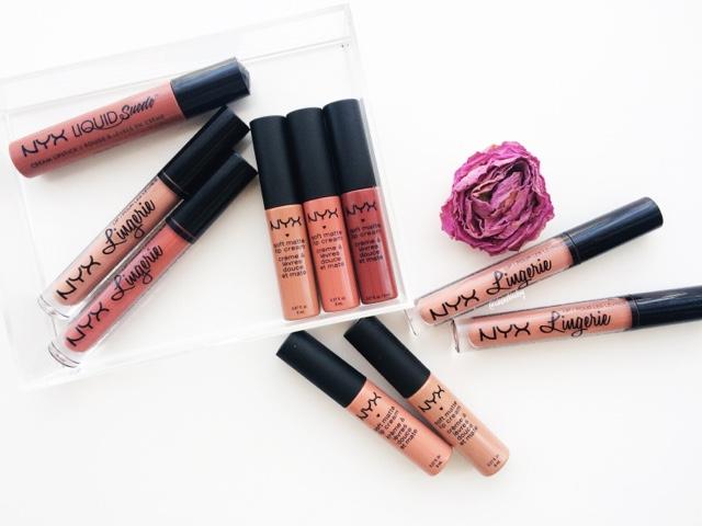 Préférence The NYX Liquid Lipstick Round-Up - UmmBaby Beauty AD68