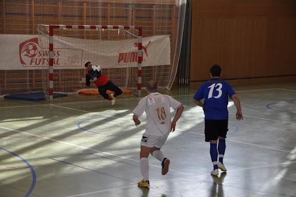 2011 Aufstiegspiel Friends United : FC Wettingen Futsal in Biel 8:14