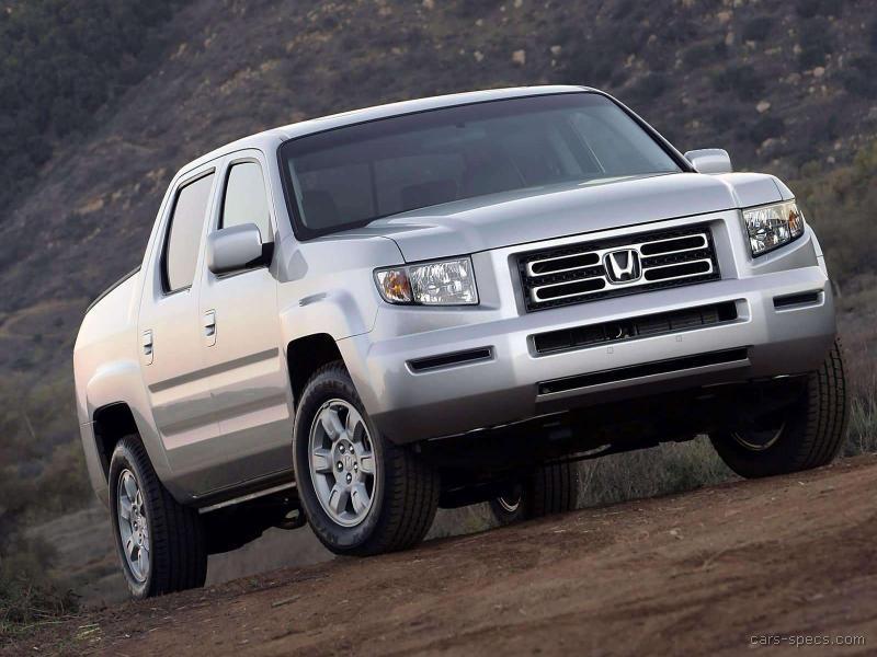 ... 2006 Honda Ridgeline Rtl 00004 ...