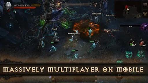 Download Diablo Immortal Mod Apk - For Android/IOS