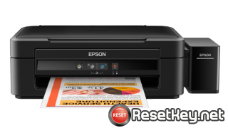 Reset Epson L220 Waste Ink Pads Counter overflow problem