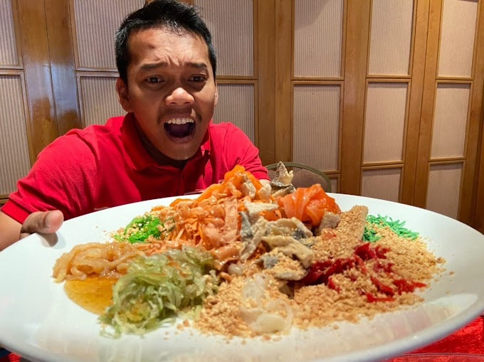 Jamuan Makan Besar CNY2020 Yang Lazat dan  Meriah Hanya Di Grand BlueWave Hotel Shah Alam