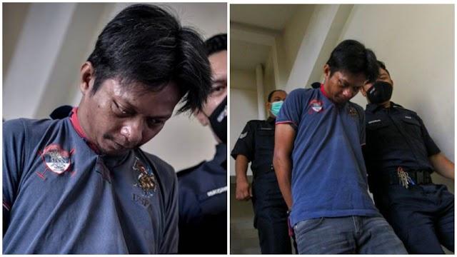 Bayi 9 Bulan Diliwat, Dibunuh - Suami Pengasuh Didakwa