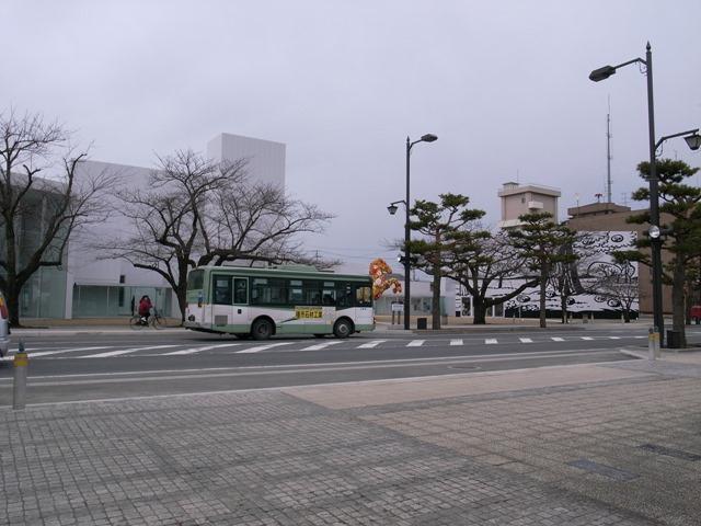十和田市現代美術館感想