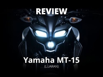 Review | Yamaha MT15 (Luaran)