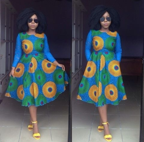 Latest Ankara Gown Styles in Nigeria 2017 - Styles Art