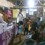 School Kit Distribution at Marikkana -13th June 2015