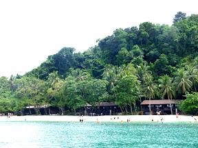 เกาะเหลายา ในหมู่เกาะช้าง