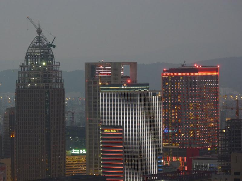 TAIWAN Taipei,Elephant mountain et proche de Shiding - P1140377.JPG