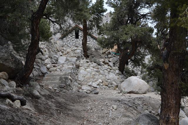 ashram ahead