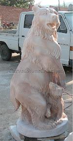 Animal, Bears, Exterior, Ideas, Statues