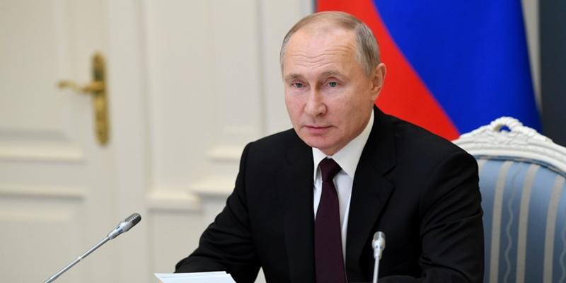 Presiden Rusia Dan Sekjen PBB Desak Palestina Dan Israel Segera Hentikan Pertempuran