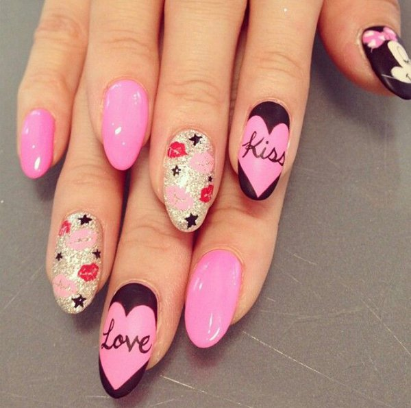 Top 100 Latest Nail Art Designs Gallery closest to your heart ...