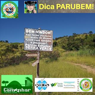 Parque Ecológico do Serra Verde em Belo Horizonte MG