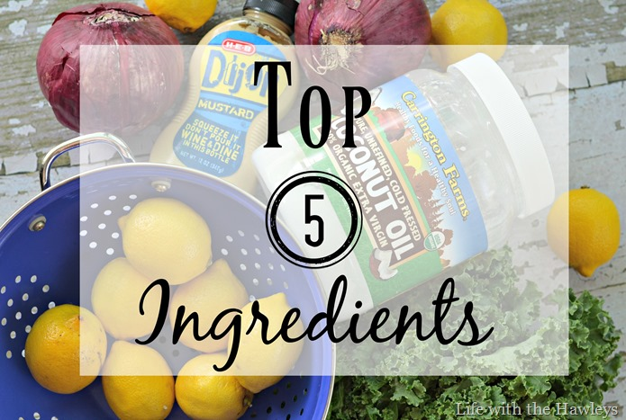 Top Five Ingredients