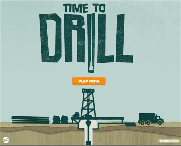 Time to Drill