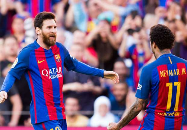 It's Hard To Explain What Makes Messi The World's Best – Neymar