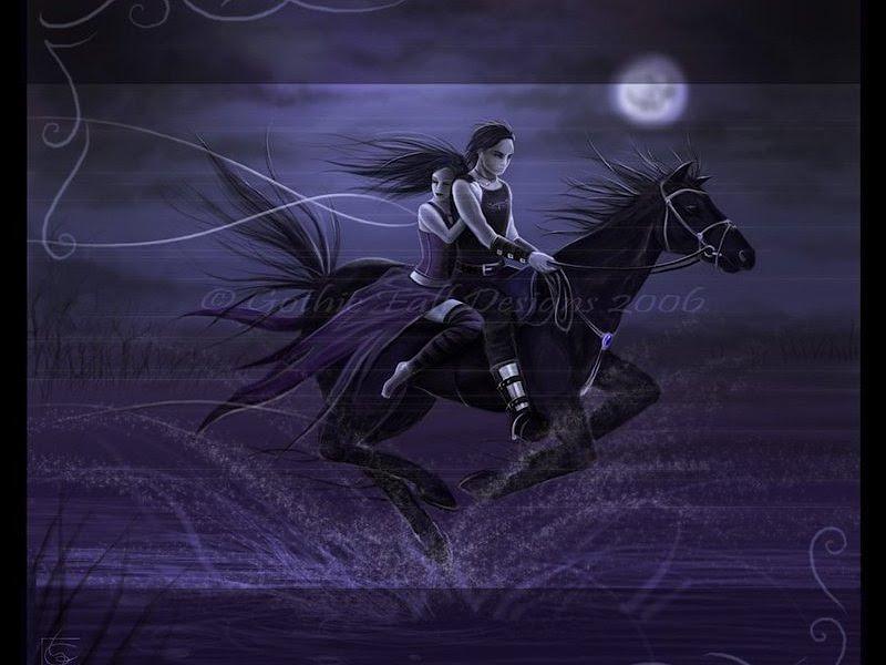 Riders In Moon, Moon Magic