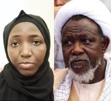 My father, El-Zakzaky suffering from lead poisoning… he could die at any moment - daughter Cries Out