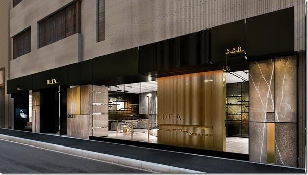DITA Tokyo Flagship Store_1