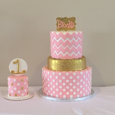 SASSY CAKES Your Fondant Cake Design Destination Pink