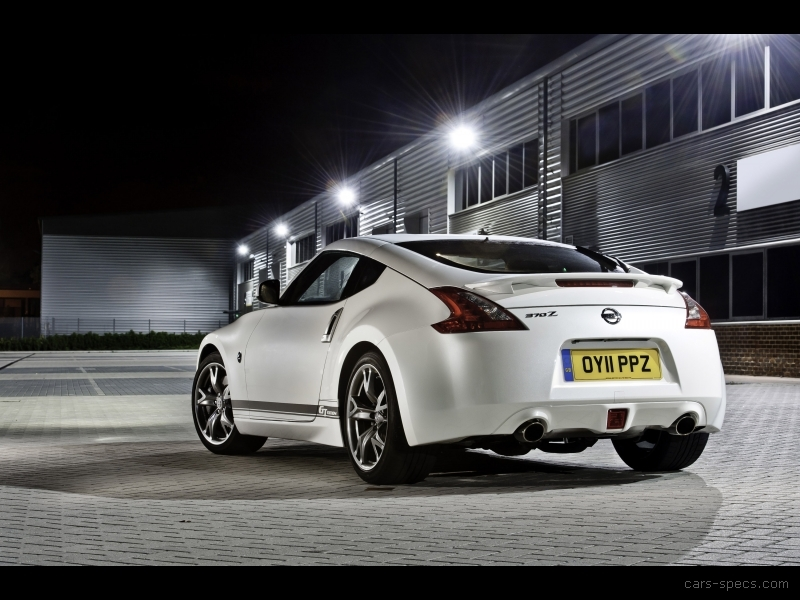 2012 nissan 370z nismo specifications pictures prices. Black Bedroom Furniture Sets. Home Design Ideas