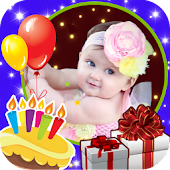 Birthday Photo Frames HD