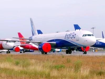 51 शहरों के लिए इंडिगो एयरलाइन की बुकिंग शुरू, एयर इंडिया ने भी टिकट बुक करने का टाइम बताया