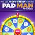 Paytm -  Spin & Win 100% Cashback Upto ₹500 On Padman Movie Ticket