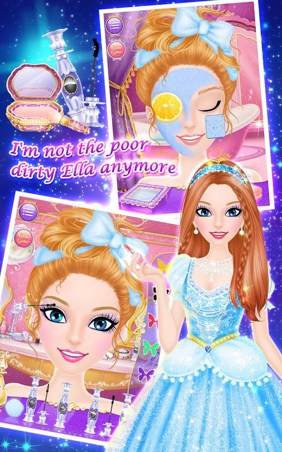 cinderella royal ball game instructions