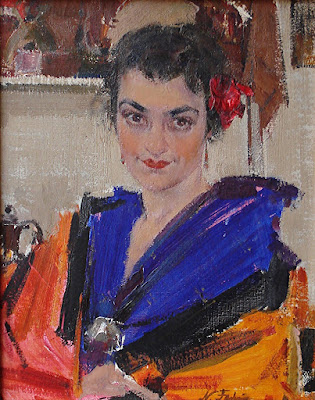 """Portrait of Shelia Wardell"""
