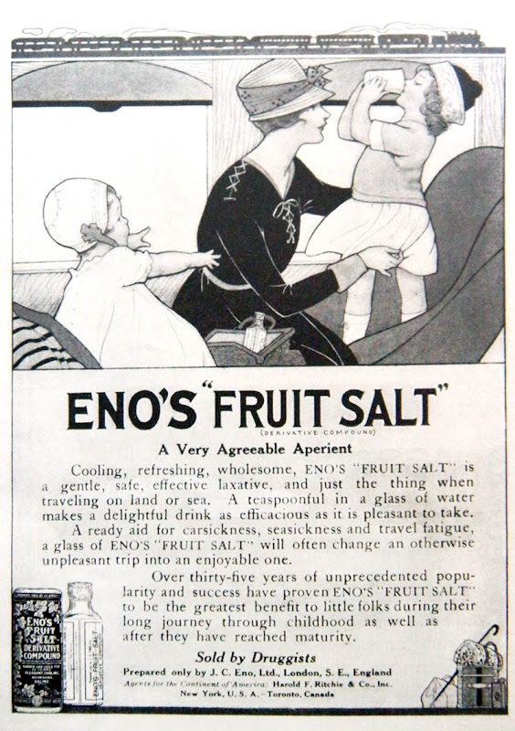 Eno S Tarots Grand Etteilla: Tattered And Lost EPHEMERA: The Low ENO'S FRUIT SALT Diet