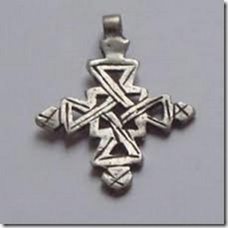La cruz etiope o copta, significado