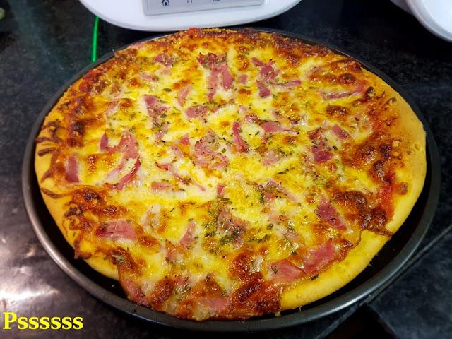 PIZZA DE LACÓN CON THERMOMIX ®