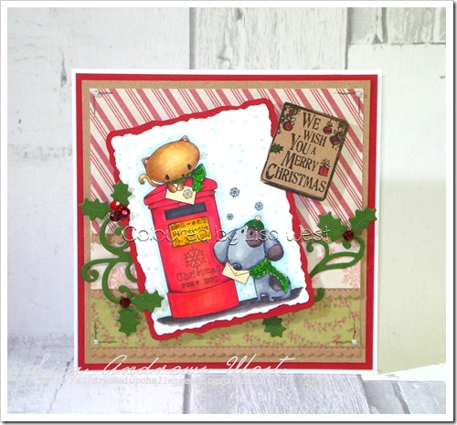 Christmas Postie (1)