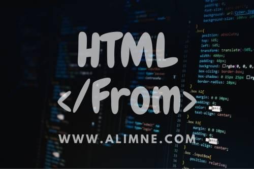 html form