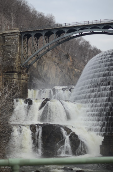 New York City's Water Supply comes from Croton dam