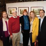Pam Gaeta, Buzz & Sally Brown, Katie & Evan Leibhan