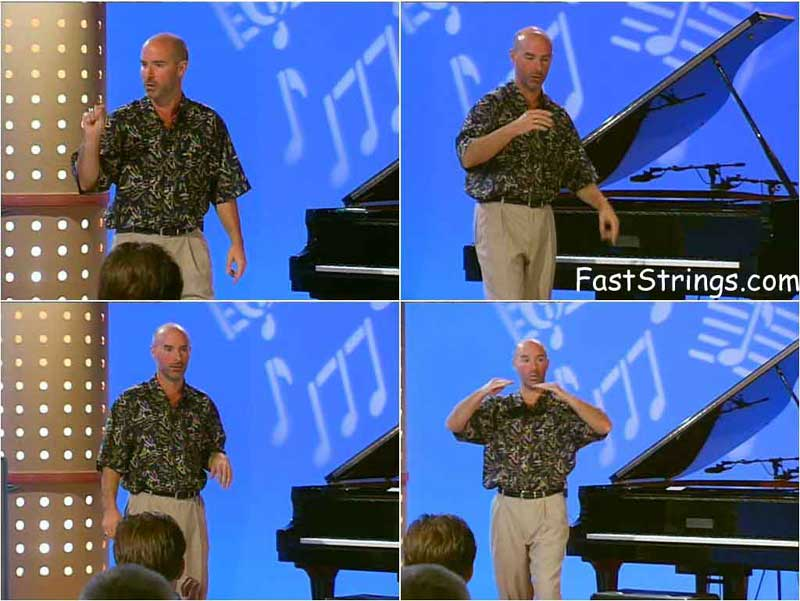 Scott Houston - Play Piano in a Flash