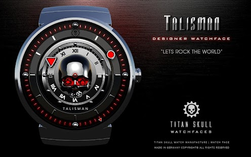 How to get Talisman Watch Face patch 2.1.0.6 apk for bluestacks