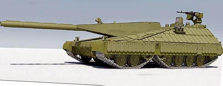 Перспективный танк СССР