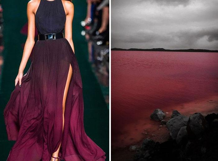 ஐlonger Vogue Dresses Design Inspiration From Nature Liliya Hudyakova