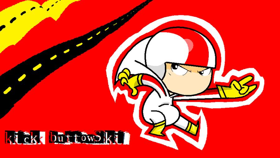 kick buttowski anime