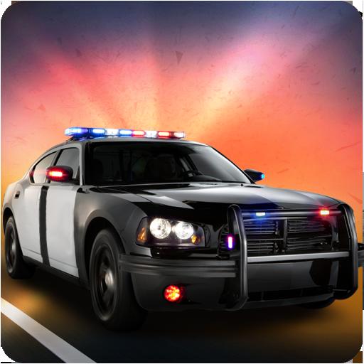 エクストリームパトカーレーサー 賽車遊戲 LOGO-玩APPs